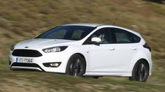Ford Focus ST-Line 1.0 EcoBoost by drive.gr