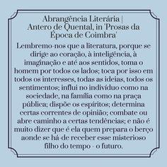 Antero de Quental | Poema: Abrangência Literária