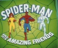 Spider-man and his amazing friends!!