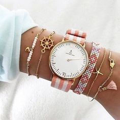 I @kaptenandson #watch #wrist #jewelry #armcandy #bracelet #armband #kaptenandson #fashion #accessories #girl #beautiful #summer #style #new #münchen #follow