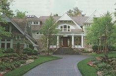 Red Door Home: Stone Houses