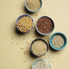 6 Great Whole-Grain Recipes- try them!
