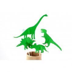 Kukiełki Dinozaury