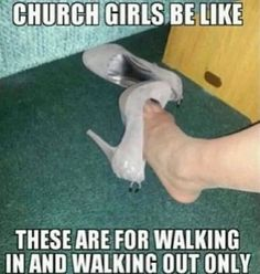 I still do this and I am a fully grown woman. Church Memes, Church Humor, Catholic Memes, Church Signs, Church Quotes, Funny Christian Memes, Christian Humor, Christian Pics, Mormon Humor
