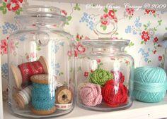 Heart Handmade UK: Shabby Chic Home and Craft Inspiration | Shabby Roses Cottage