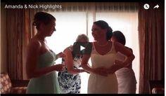 Riviera Maya Wedding Videography   Amanda & Nick   Barcelo Maya Palace   Wedding Highlights