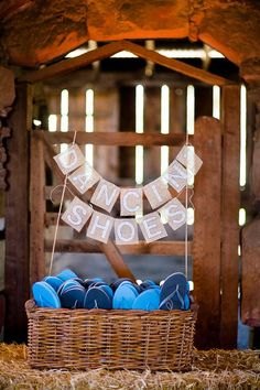 Flip Flop Wedding Idea