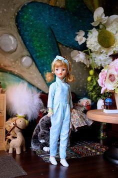 tammy doll Tammy Doll, Dolly Doll, Sindy Doll, Doll Toys, Vintage Barbie, Vintage Dolls, Toys In The Attic, Vinyl Dolls, Hello Dolly