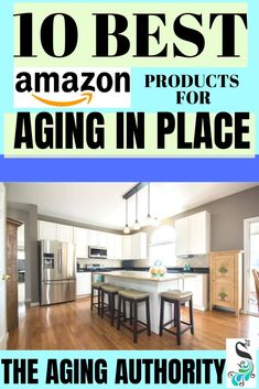 Aging In Place 10 Best Products - The Aging Authority Elderly Products, Elderly Activities, Dementia Activities, Craft Activities, Best Amazon Products, Elderly Home, Aging Parents, Aging In Place, Healthy Aging