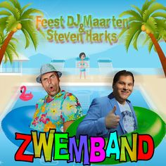 Feest DJ Maarten En Steven Harks - Zwemband Youtube, Movie Posters, Movies, Instagram, 2016 Movies, Film Poster, Films, Popcorn Posters, Film Books