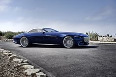 Mercedes presenteert dakloze luxe in Monterey.