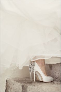 Fine art wedding photographers based in Scotland, specializing in creating soft, light and classically stylish photographs. Bride Shoes, Wedding Shoes, Wedding Outfits, Dream Wedding, Wedding Dresses, Shoe Photography, Wedding Photography, Bridal Hair Accessories, Beautiful Bride