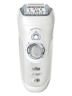 Braun Silképil 7 7929 Womens Epilator Electric Hair Removal Wet and Dry with Facial Cleansing Brush >>> Click picture for more details. (This is an affiliate link). Laser Hair Removal Face, At Home Hair Removal, Braun Silk Epil 7, Braun Epilator, Body Shaver, Ear Hair, Facial Cleansing Brush, Beauty