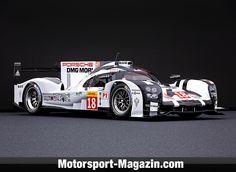 WEC 2015, Präsentationen, Bild: Porsche Motorsport