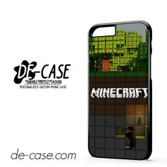 Minecraft Diging DEAL-7273 Apple Phonecase Cover For Iphone 6 / 6S