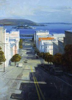 San Francisco art Gilles Marrey