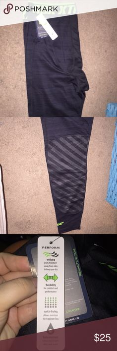 Compression pants with X-Heat X-Heat keeps you warm RBX Pants Sweatpants & Joggers