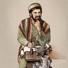 El escritor bíblico Lucas
