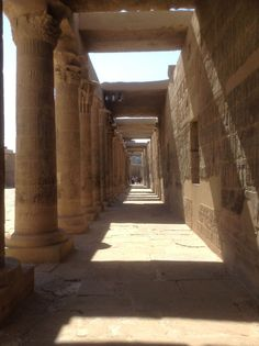 Wheelchair Accessible Tours in Egypt , The temple of Amon in Karnak http://www.maydoumtravel.com/accessible-tours-egypt/4/1/18