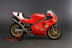 Ducati 888 What a Legendary Bike this was