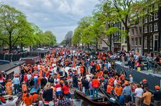 The Queen's Day