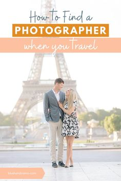 What better way to remember the amazing places you travel to than having a photo shoot done with you're there? Let me share my tips on how to find phenomenal photographers while you're traveling! #photographer #wanderlust #travelplanning #vacationplanning