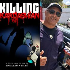 "KILLING KARDASHIAN with MMA Legend RICKSON GRACIE. ""Killing Kardashian"" available at Mac Books, Amazon, Smashwords and at killingkardashian.com"