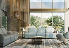 Новая коллекция мебели дизайнера Елены Сальмистраро для Natuzzi Italia. Итальянский дизайнерЕленаСальмистраро создала коллекцию мебели Posidoniа,вдохновленную эстетикойморя.