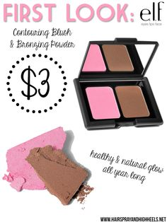 ELF Contouring Blush & Bronzing Powder Review