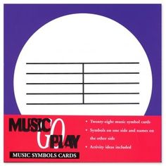 Music Symbols Cards | Flash Cards | Teaching Aids | Games & Teaching Aids | West Music
