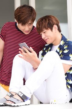 """""""160721 That Summer Concert 3: Behind The Scenes Photoshoot © Naver"""""""