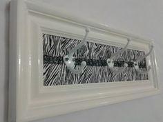 Cabideiro Porta Bolsa 50 x 20cm | W Arte - Decoração & Utilidades | Elo7