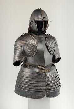 Metropolitan Museum of Art Half Armor Attributed to Martin Schneider the Younger (German, Nuremberg, active ca. 1610–20) Date: 1610–20 Geography: Nuremberg Culture: German, Nuremberg