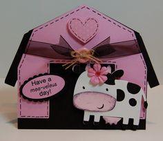 create-a-critter cow and barn idea