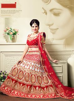 Beautiful A Line Lehenga Style in White Color With Resham Work Dupatta This attire is nicely made with Lace & Beads work. Buy Online Designer Lehenga, Bridal Wear, Wedding Wear Lehenga, dress material, Ceremonial Wear, Lehenga, Indian Ghagra choli For women. We have large range of Lehenga designs, choli, Lehenga Online, chaniya Choli and party wear Choli in our website with the best pricing and unique designs shipping to World Wide.