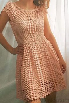 People desire to stay looking youthful for as long as they can, and they would do anything to … em 2020 Mode Crochet, Crochet Lace, Crochet Wedding, Unique Crochet, Crochet Cardigan, Knit Dress, Crochet Pants, Mode Outfits, Fashion Outfits
