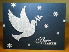 Festive Dove