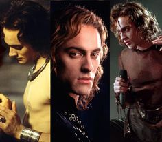 Stuart Townsend as Lestat in Queen of the Damned