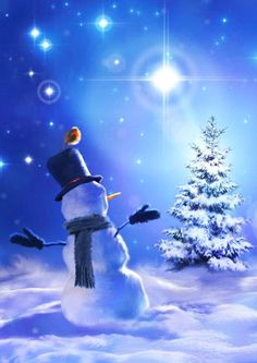 Star Bright Snowman by P. Christmas Rock, Christmas Quotes, Christmas Pictures, Christmas Snowman, Wallpaper Winter, Holiday Wallpaper, Painted Boards, Painted Rocks, Snow And Rock