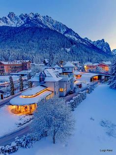 Dobbiaco Sud Tirol