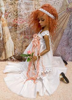 Soph A (jeanoak (Lililace Originals)) Tags: tan pale elf dollstown
