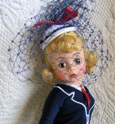 "Madame Alexander 10"" Cissette I-Magnin Traveler doll NMIB"