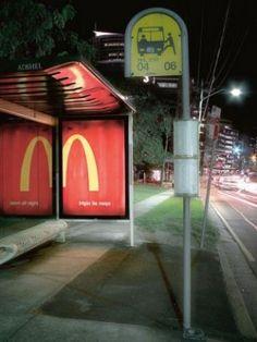 Advertising, mc donals