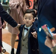 Minguk at Busan Film Festival 2017