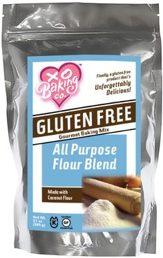 hands down the best gluten-free flour I have tried. use cup for cup the same as regular flour.  found it at Homesense for $22.99 for 5lb- not cheap but absolutely worth it.