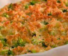 Gratinado de Frango com Bróculos - http://www.receitasja.com/gratinado-de-frango-com-broculos/