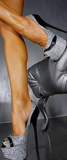 glittery fashion  ♥✤   Keep the Smiling   BeStayBeautiful