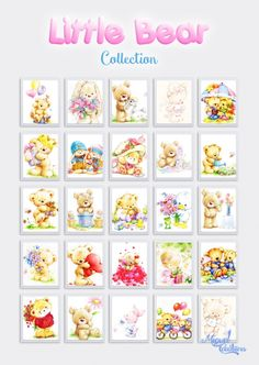 Little Bear Collection at Victor Miguel via Sims 4 Updates