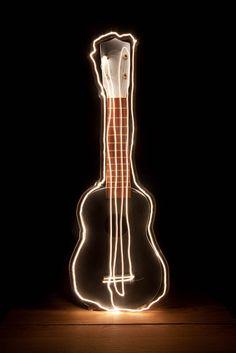 Lightwriting Ukelele