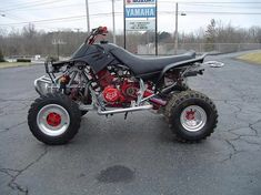 Hot Rods and Motorcycles Motorcycle Bike, Motocross, Audi A3, Quad, Yamaha, Outdoor Power Equipment, Atvs, Monster Trucks, Vehicles